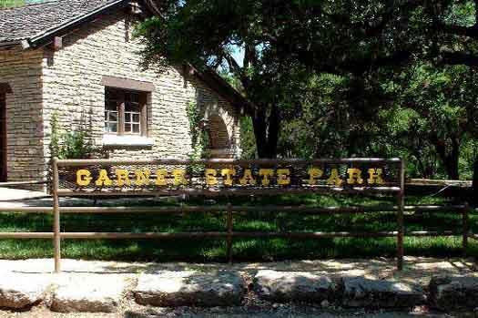 Garner State Park Sabinal River Valley Texas Hill